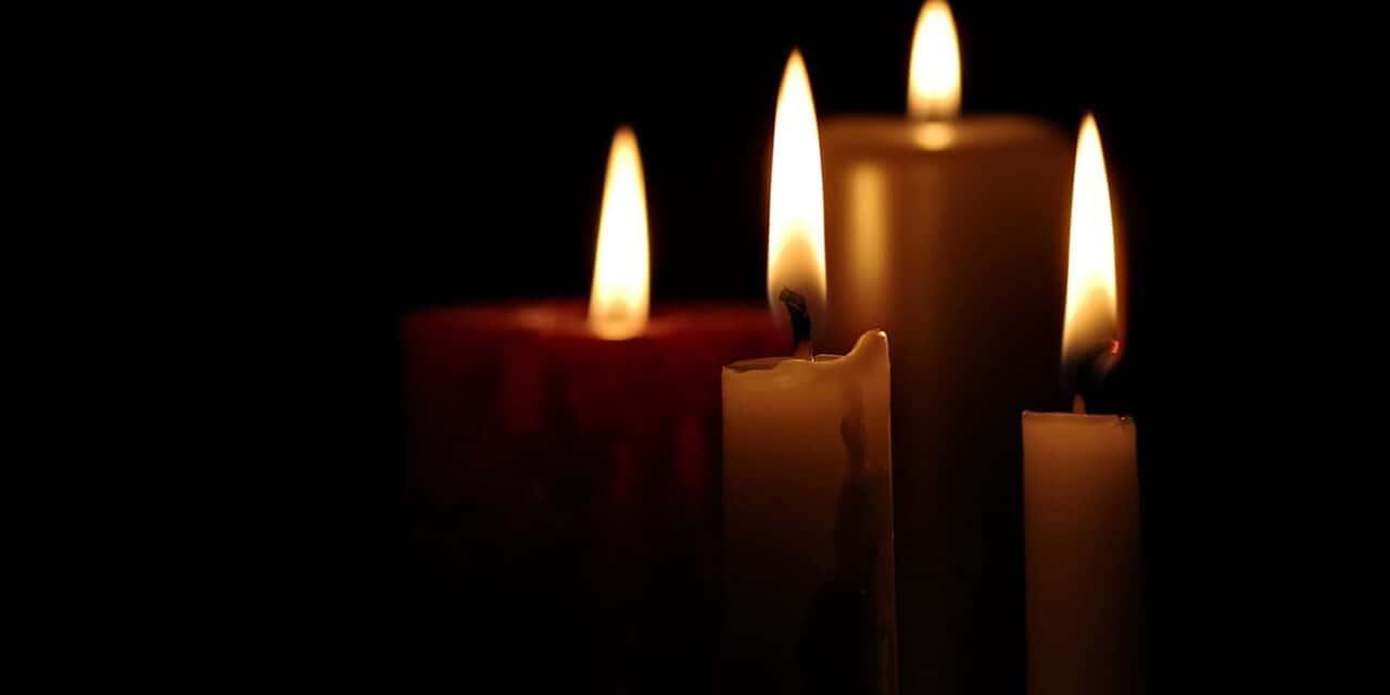 Funeral of David Shepherd 26 October 2020